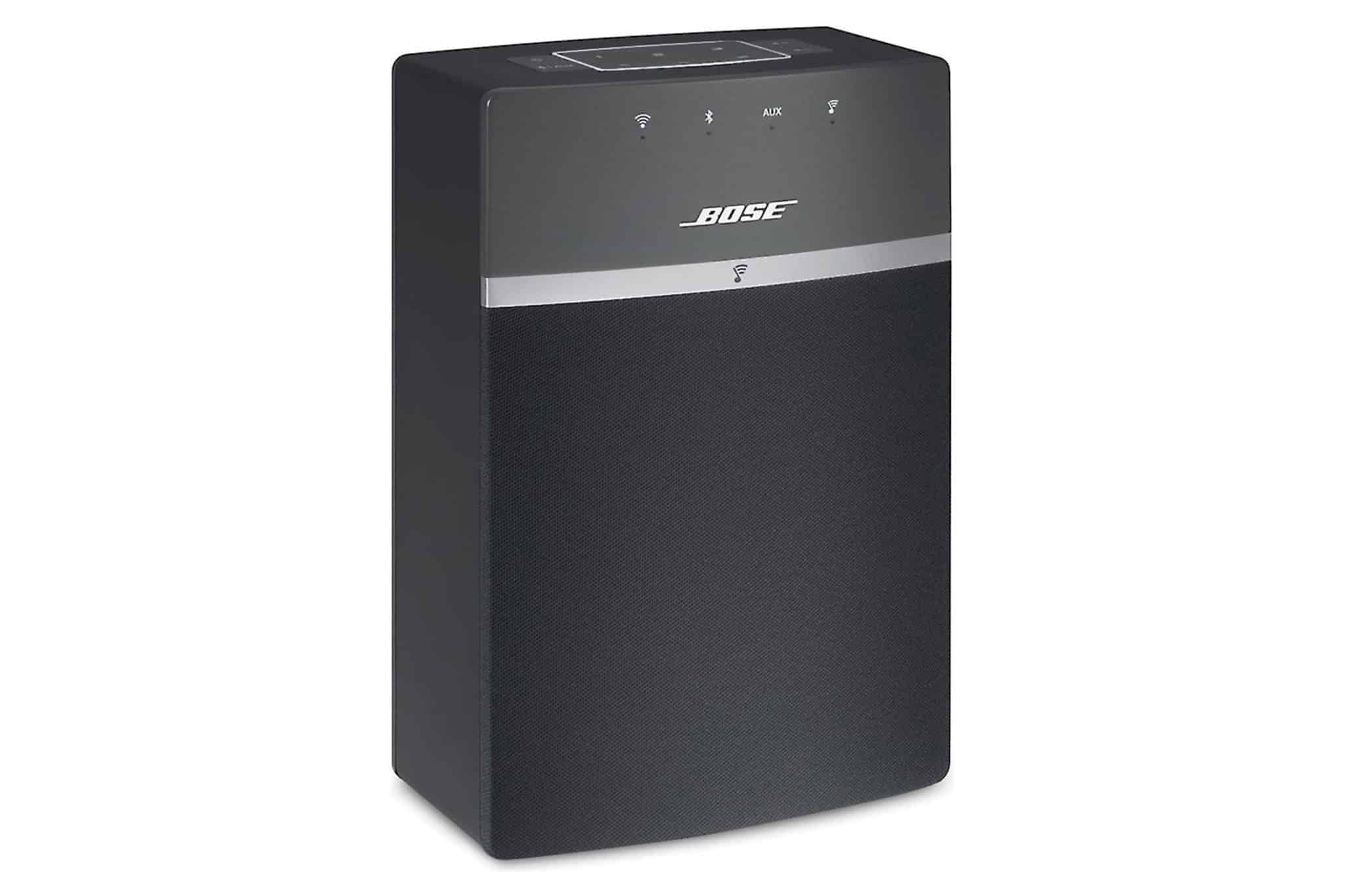 bose soundtouch 10 black intercomp malta. Black Bedroom Furniture Sets. Home Design Ideas