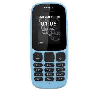 Nokia 105 2017 (Dual Sim) Blue