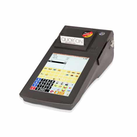 Quorion QTouch-8 POS – All-in-One