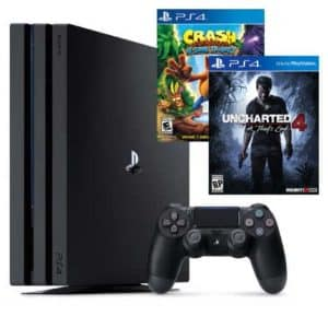 Sony Playstation 4 Pro 1TB + Game