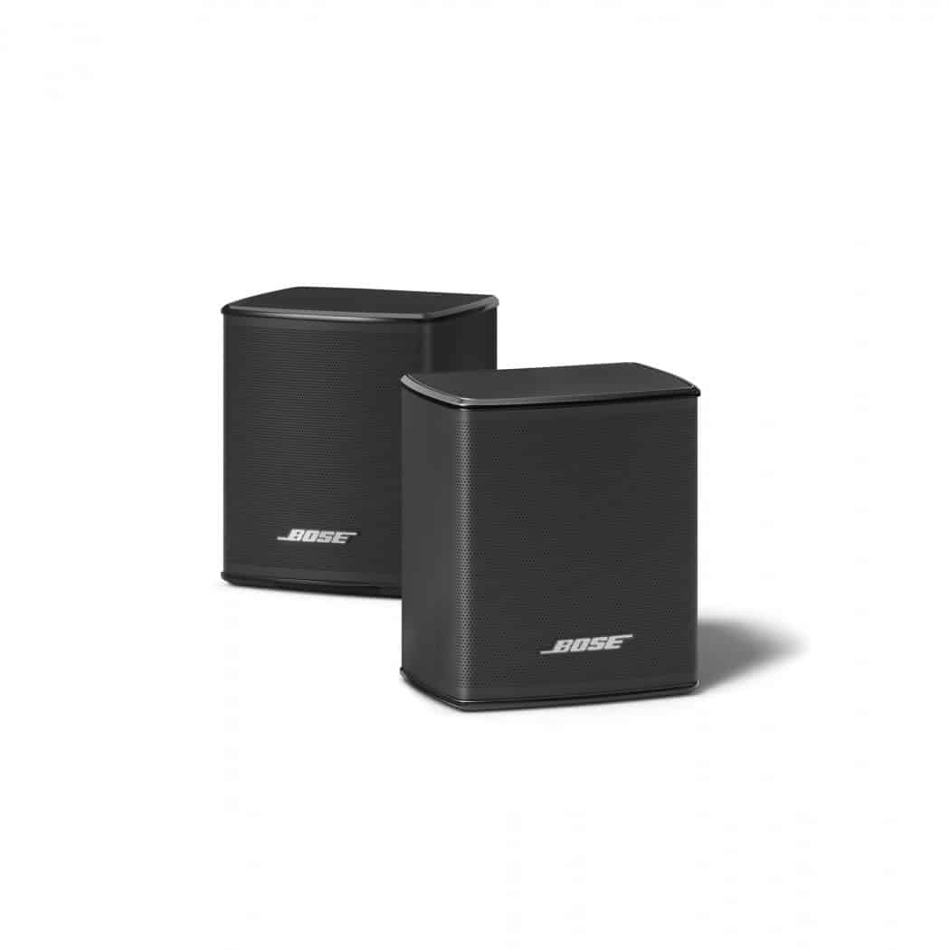 bose virtually invisible 300 rear surround speakers. Black Bedroom Furniture Sets. Home Design Ideas