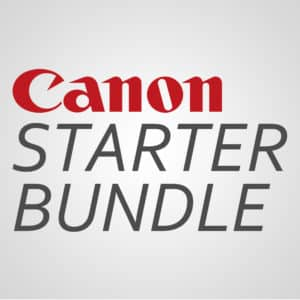 Canon 1300D Starter Bundle