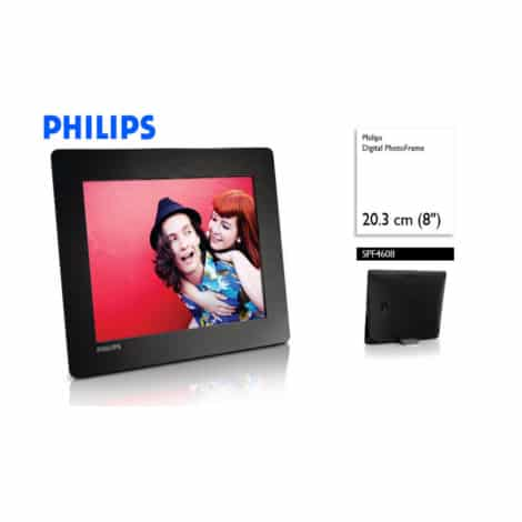 Philips 8 Inch Photo Frame Spf4608 Intercomp Malta