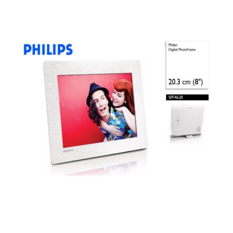 Philips 8 Inch Photo Frame Spf4628 Intercomp Malta