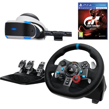 gran turismo 7 logitech g29 playstation racing wheel sony playstation vr camera intercomp. Black Bedroom Furniture Sets. Home Design Ideas