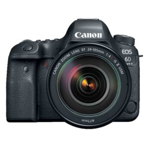 Canon EOS 6D MKII + EF 24-105 IS STM