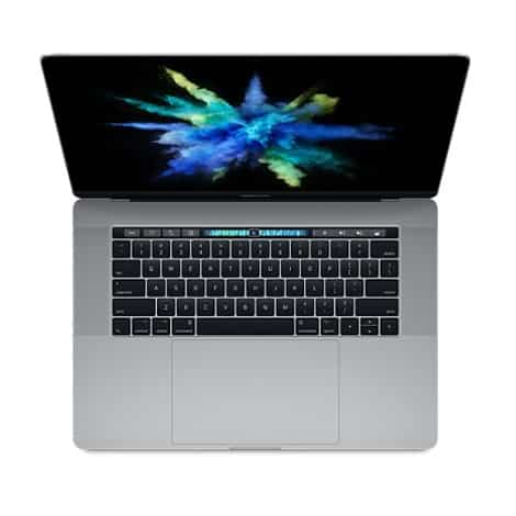 Apple MacBook Pro 15 inch with Touchbar (2018)