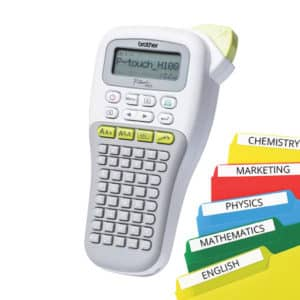 Brother P-touch PT-H108G Handheld Label Printer