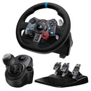 Logitech G29 Playstation Racing Wheel + Pedals + Gear Shifter