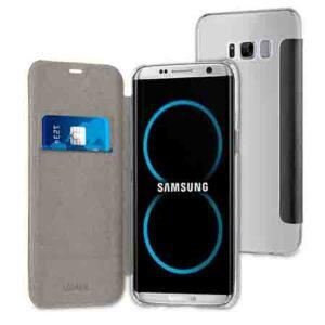 Muvit Black Folio Case Case For Samsung Galaxy S8+