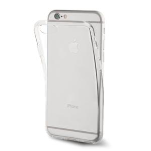 Muvit Transparent Soft Case For iPhone 8
