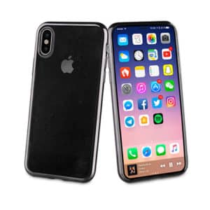 Muvit Life Bling Case Black For Apple Iphone X