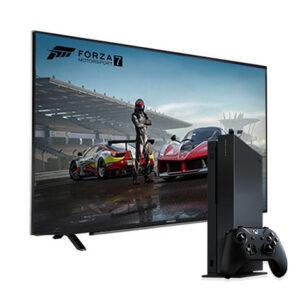 Xbox One X + Grundig 4K 40″