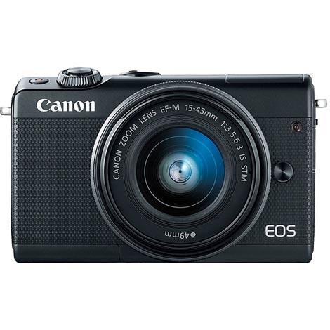 Canon M100 + 15-45mm Black