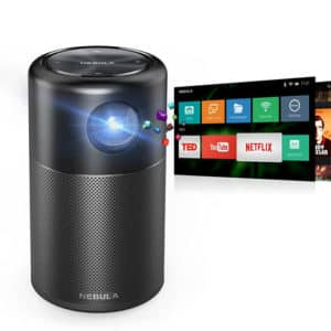 Anker Nebula Capsule Wireless Projector