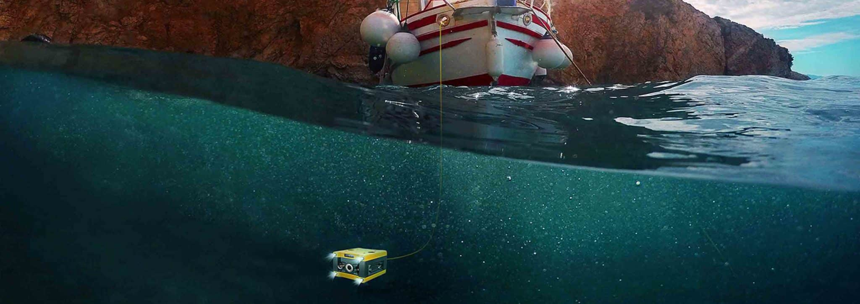 CCROV Underwater Drone 4K