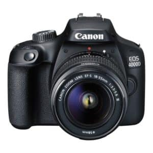 Canon EOS 4000 + 18-55mm