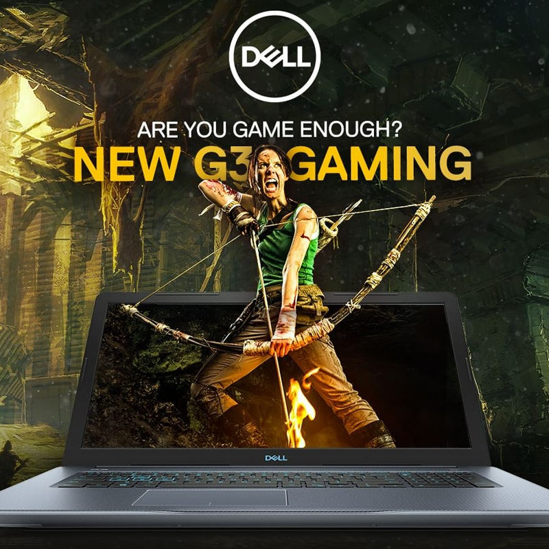 "Dell G3 15"" 3579 Gaming (4 Core – i5)"