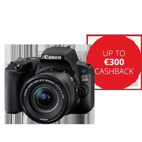 Canon Cash Back