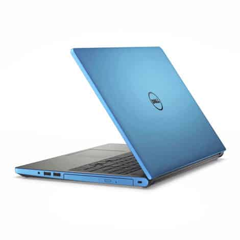 Dell Inspiron 15 5000 (8th Gen Core i5, SSD) Blue