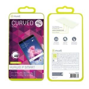 Muvit 1 Curved Tempered Glass Huawei P Smart 2018