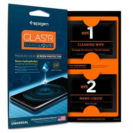 "Spigen Glass ""Glas.tR Nano Liquid"""