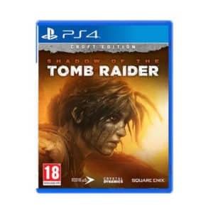 Game Shadow Of The Tomb Raider