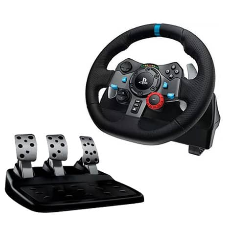 Logitech G29 Playstation Racing Wheel + Pedals
