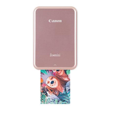 Canon Zoemini Printer Rose Gold