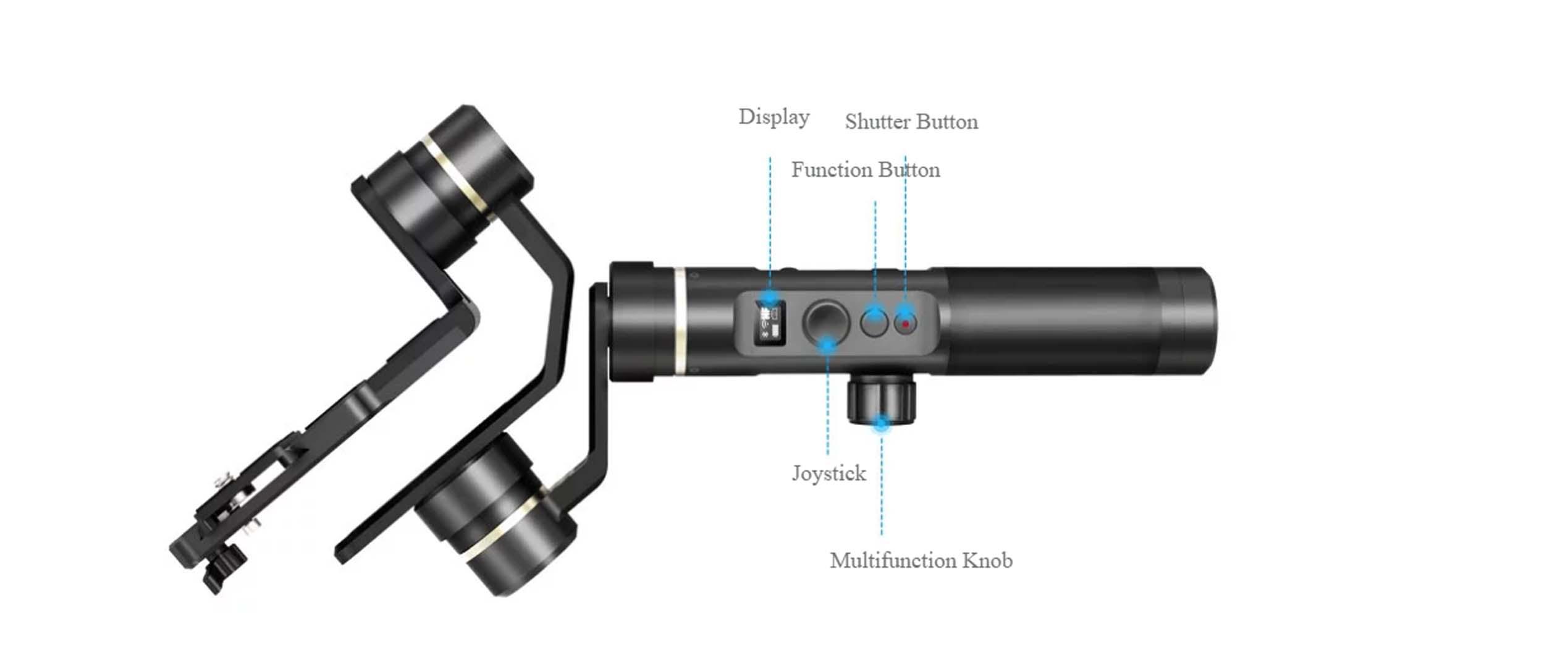 FeiyuTech G6 Plus Gimbal Stabilizer