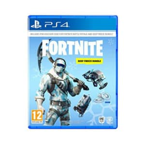 PS4 Fortnite Deep Freeze