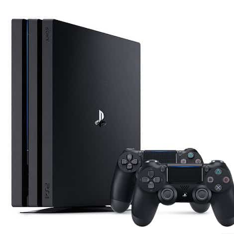 Playstation 4 pro 1Tb 4k + 2 Controllers