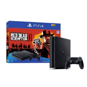 Ps4 Pro 500GB Red Dead Redemption Bundle