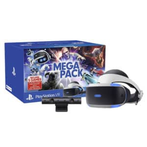 Sony Playstation VR Mega Pack Bundle Headset | Camera | 5 Game Downloads