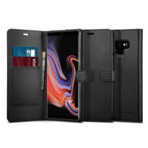 Spigen Galaxy Note 9 Case Wallet S