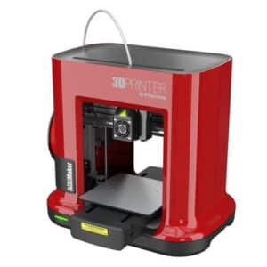 XYZ Da Vinci Mini Maker 3D Printer Special Edition Red