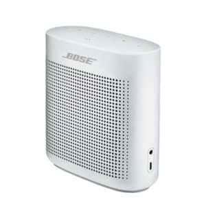 Bose Soundlink Color II Bluetooth Speaker White