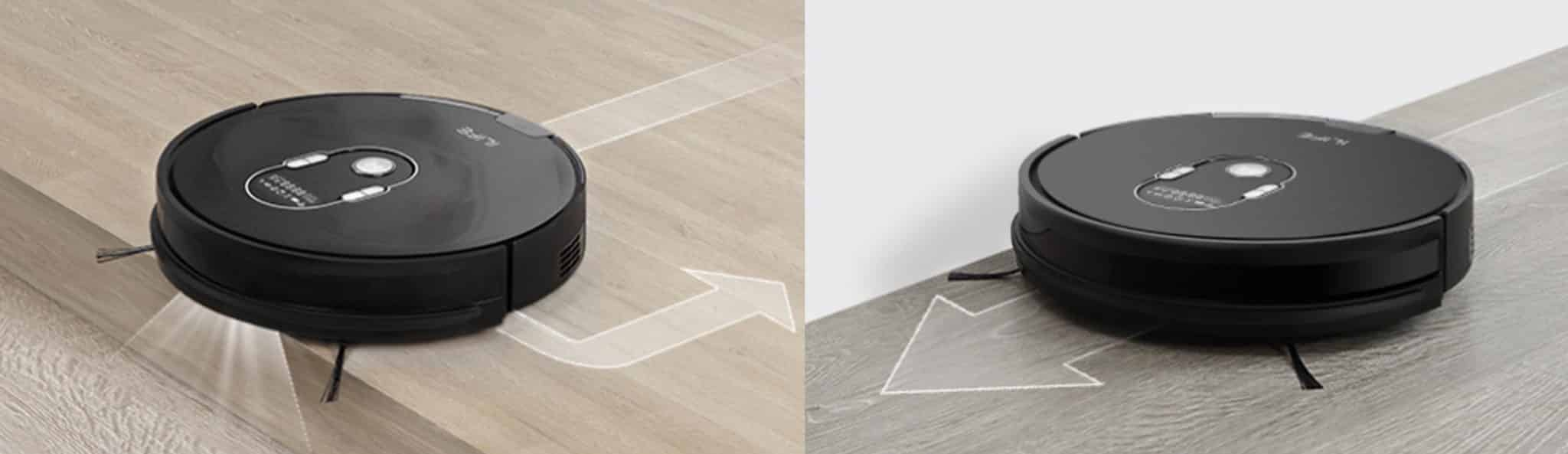 ILIFE A7 Robot vacuum cleaner