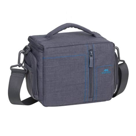 IVA 7502 SLR Canvas Case Grey