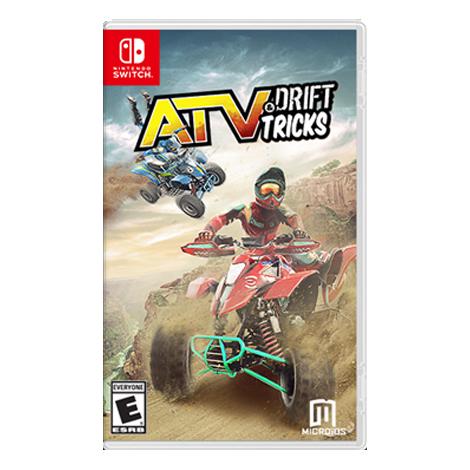 Nintendo ATV Drift & Tricks