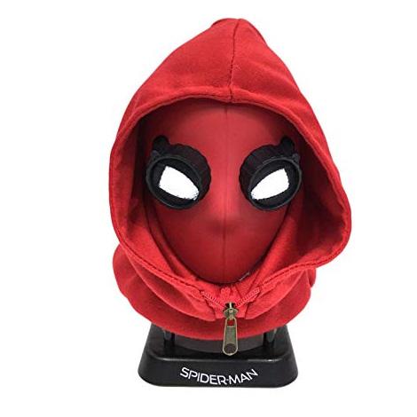 Spiderman Helmet Mini Bluetooth Speaker