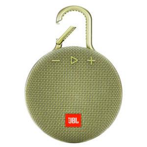 JBL Clip 3 Bluetooth Speaker Sand
