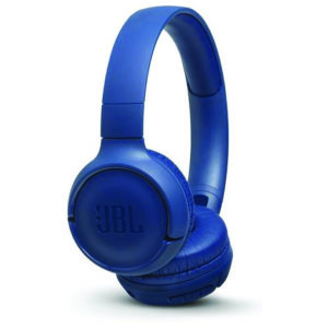 JBL T500BT Wireless Headphones Blue