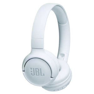JBL T500BT Wireless Headphones White