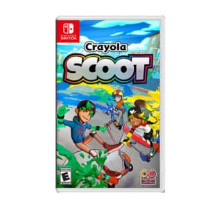 Nintendo Crayola Scoot