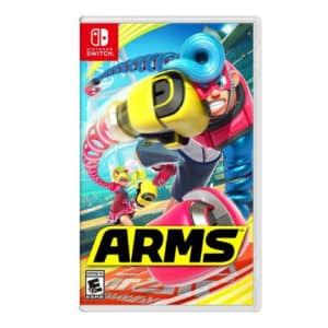 Nintendo Game Arms