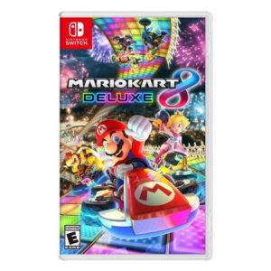 Nintendo Game Mario Kart 8 Deluxe