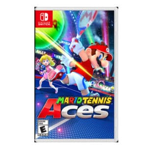 Nintendo Game Mario Tennis Aces