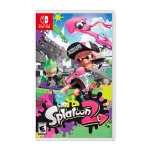 Nintendo Game Splatoon 2