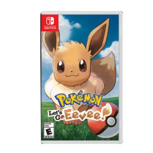 Nintendo Pokemon Lets Go Evee